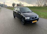 Suzuki Alto – 1.1 GLX Spirit 5D/stuurbekrachtiging/nw apk