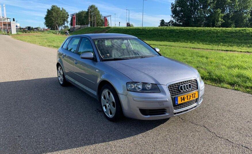 Audi A3 Sportback – 2.0 TDI Ambiente DSG/ 170PK NU IN ACTIE