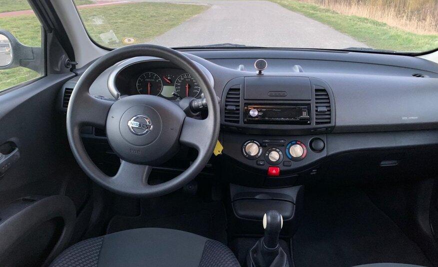 Nissan Micra 1.2 Pure NAP!! RIJDT UITSTEKEND!!!