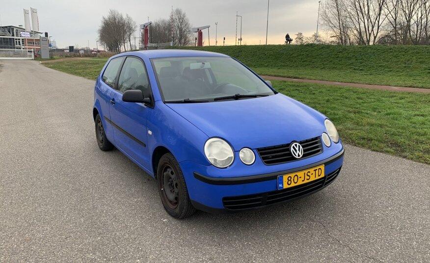 Volkswagen Polo – 1.4-16V NAP AIRCO Nieuwe apk/NU IN ACTIE